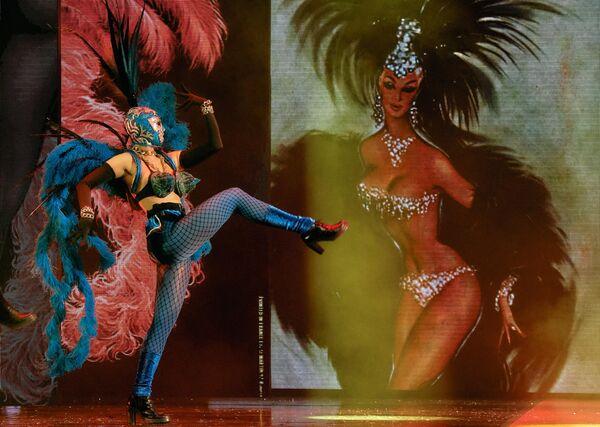 Fashion Freak Show Жана-Поля Готье в Санкт-Петербурге