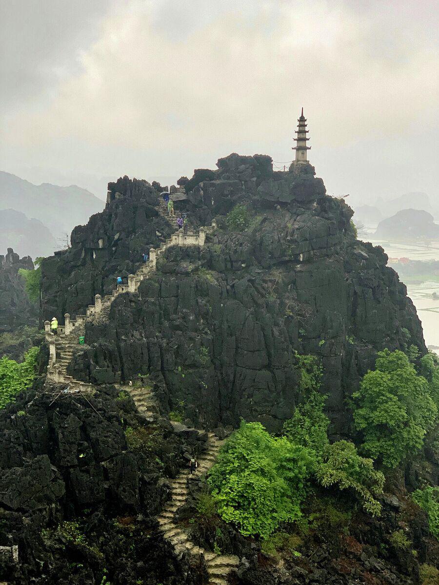 Гора Ханг Муа, Вьетнам