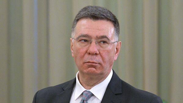 Заместитель министра иностранных дел РФ Александр Панкин