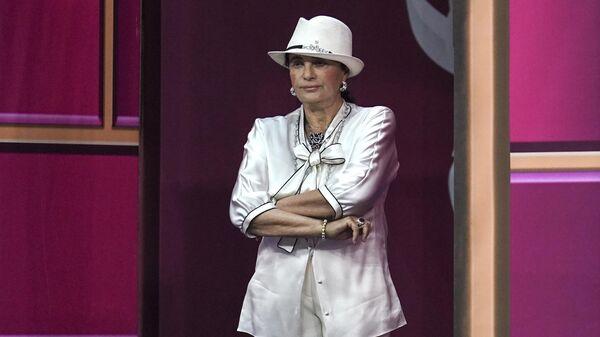 Главный тренер сборной России по художественной гимнастике Ирина Винер-Усманова