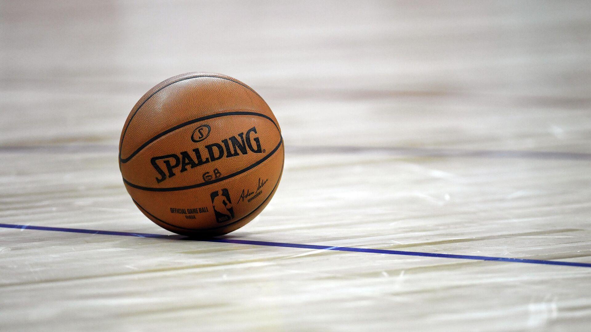 Баскетбольный мяч - РИА Новости, 1920, 12.11.2020