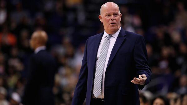 Главный тренер команды НБА Орландо Мэджик Стив Клиффорд