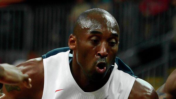 Баскетболист Коби Брайант