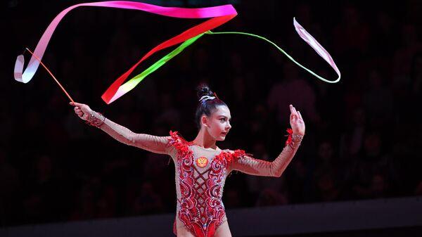 Лала Крамаренко участвует в гала-концерте Гран-при Москвы