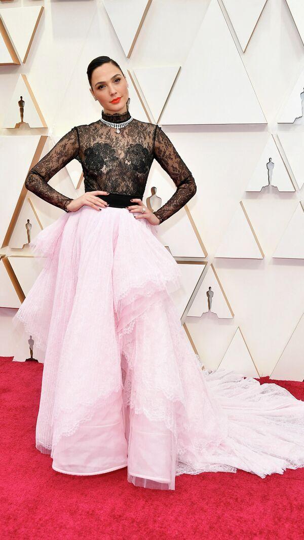 Актриса Галь Гадот на церемонии вручения премии Оскар