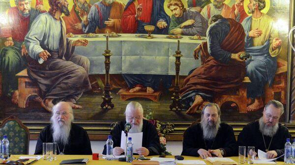 Заседание Церковного суда Русской Православной Церкви, 2 апреля 2012 года