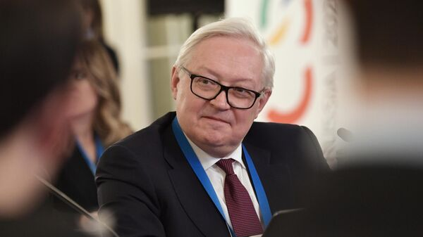 Заместитель Министра иностранных дел Российской Федерации, шерпа России в БРИКС Сергей Рябков