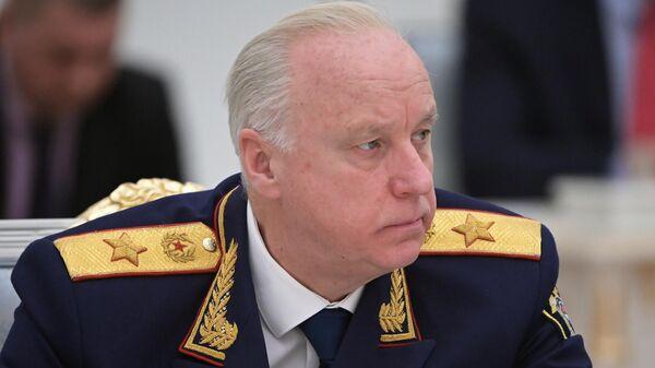 Президент РФ В. Путин провел в Кремле заседание организационного комитета Победа