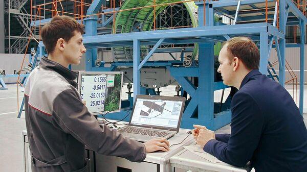 На заводе РСК МиГ стартовала агрегатная сборка первого самолета Ил-114-300 по серийным технологиям