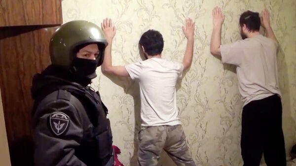 В Подмосковье задержан финансист Исламского государства  (террористическая организация, запрещена на территории РФ)