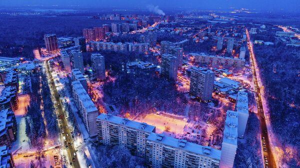 Дома городского округа Троицк в городе Москве
