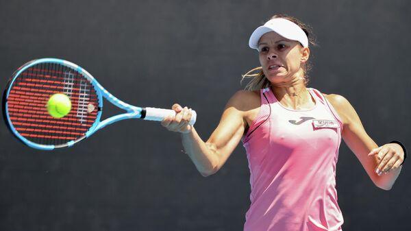 Польская теннисистка Магда Линетте