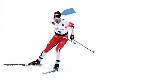 Норвежский лыжник Шур Рёте