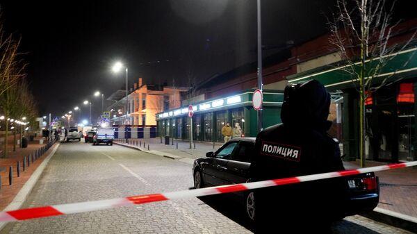 Ситуация на месте стрельбы в Калининграде