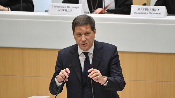 VIII Рождественские парламентские встречи в Совете Федерации