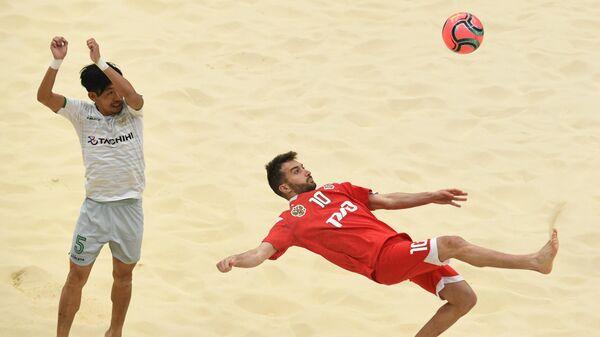 Пляжный футбол. Клубный чемпионат мира