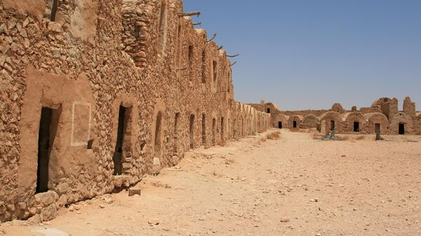 Поселок Матмата, Тунис