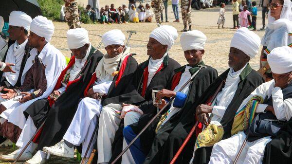 Дептеры.  Эфиопия