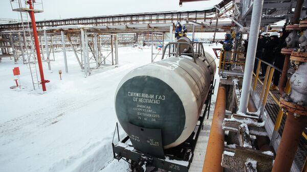 В Югре завод начал выпускать пропан в качестве автомобильного топлива
