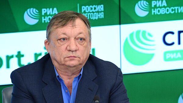 Исполнительный директор СБР Сергей Голиков