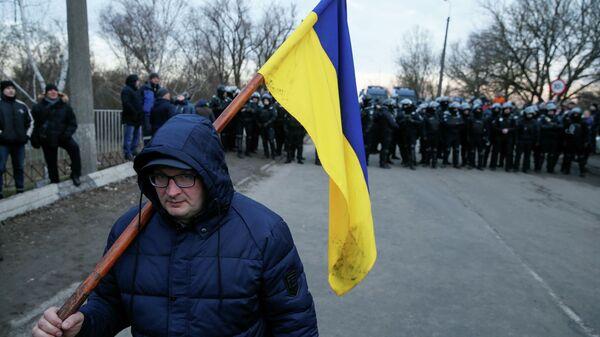 Вездесущая рука. На Украине отыскали виновника национального позора