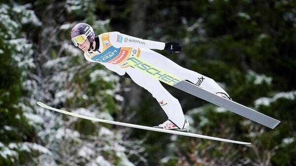 Норвежский двоеборец Ярл Магнус Риибер