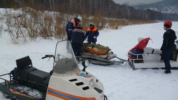 Семь человек получили травмы во время прогулки к Манской петле в Красноярском крае. 24 февраля 2020