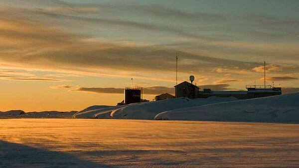 Украинская антарктическая станция Академик Вернадский