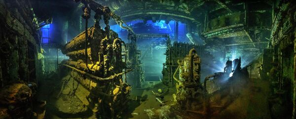 Tobias Friedrich. Работа победителя конкурса The Underwater Photographer of the Year 2020