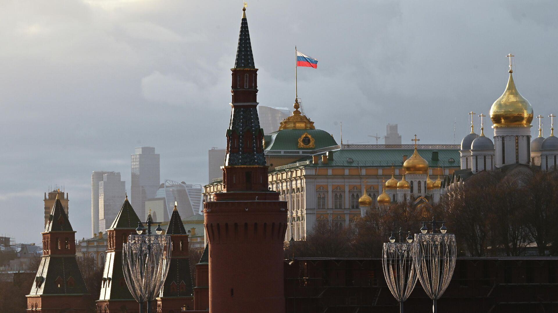 Московский Кремль - РИА Новости, 1920, 09.11.2020