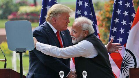 Моди-фикация Трампа, или Как президент США получил в Индии по Хари