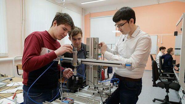 В Тульской области разработают программу профориентации школьников