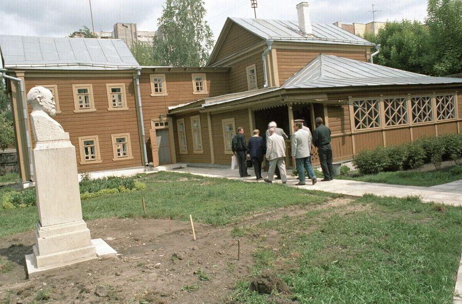 Музей-усадьба академика И.П. Павлова в Рязани