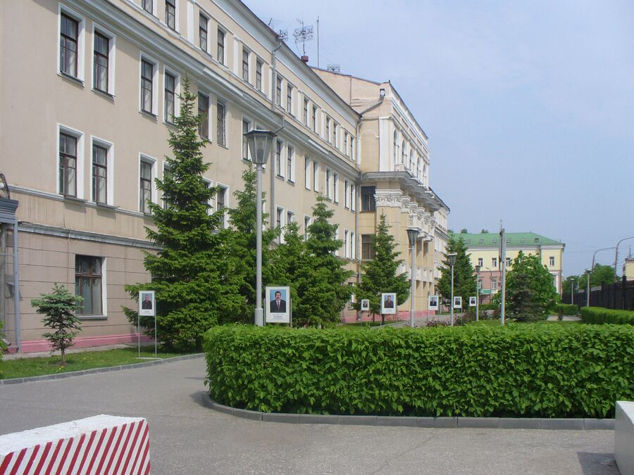 Рязанское высшее военное командное училище связи
