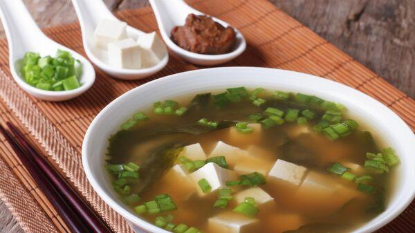 Японский суп мисо