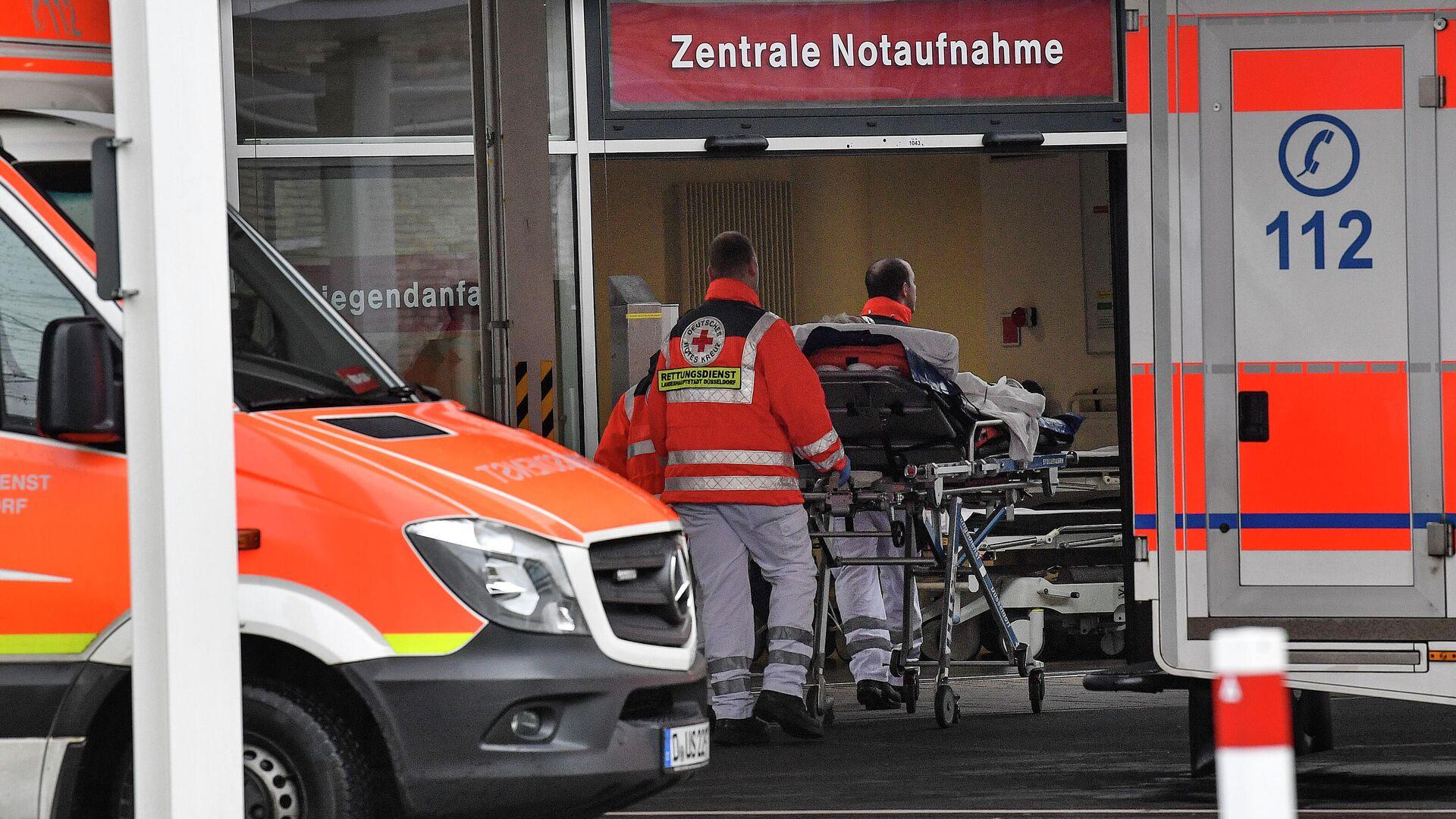 В Германии число случаев COVID-19 превысило 1,6 миллиона