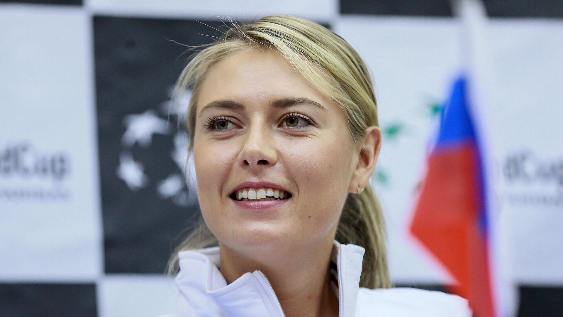 Теннисистка Мария Шарапова - РИА Новости, 1920, 27.07.2021