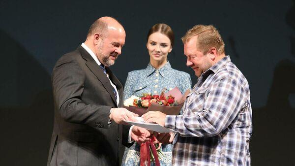 Церемония вручения всероссийской литературной премии имени Федора Абрамова Чистая книга