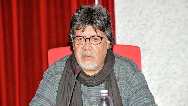 Чилийский писатель, журналист, сценарист и кинорежиссер Луис Сепульведа
