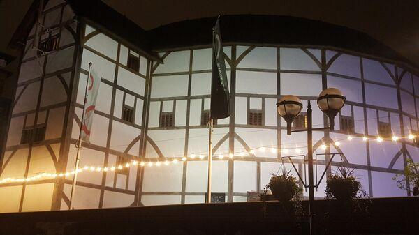 Театр Глобусв Лондоне
