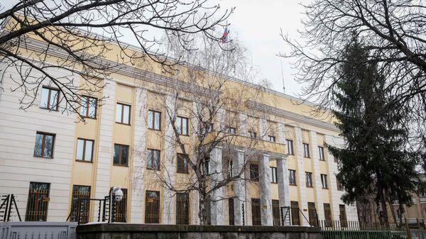 Посольство России в Бухаресте, Румыния