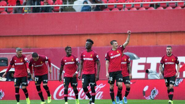Футболисты Мальорки