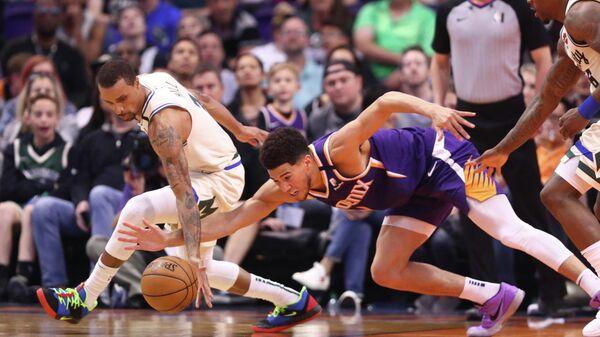 Матч НБА Феникс Санз - Милуоки Бакс