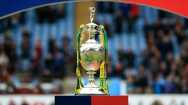 Трофей чемпионата Англии по футболу Sky Bet Championship