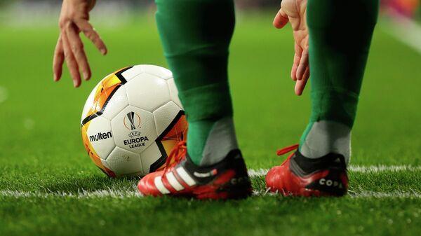 Футбольный мяч Лиги Европы
