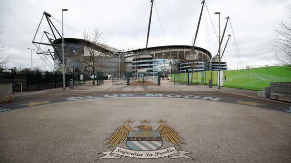 Стадион Манчестер Сити
