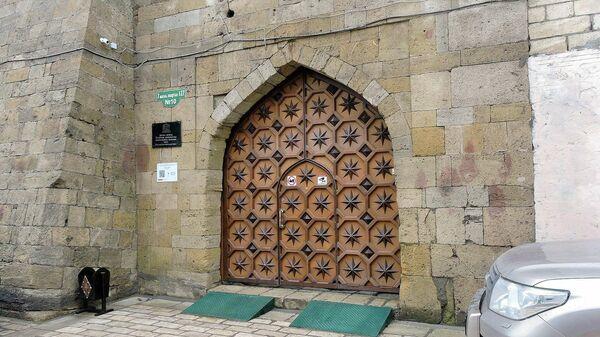 Ворота Дербентской Джума-мечети