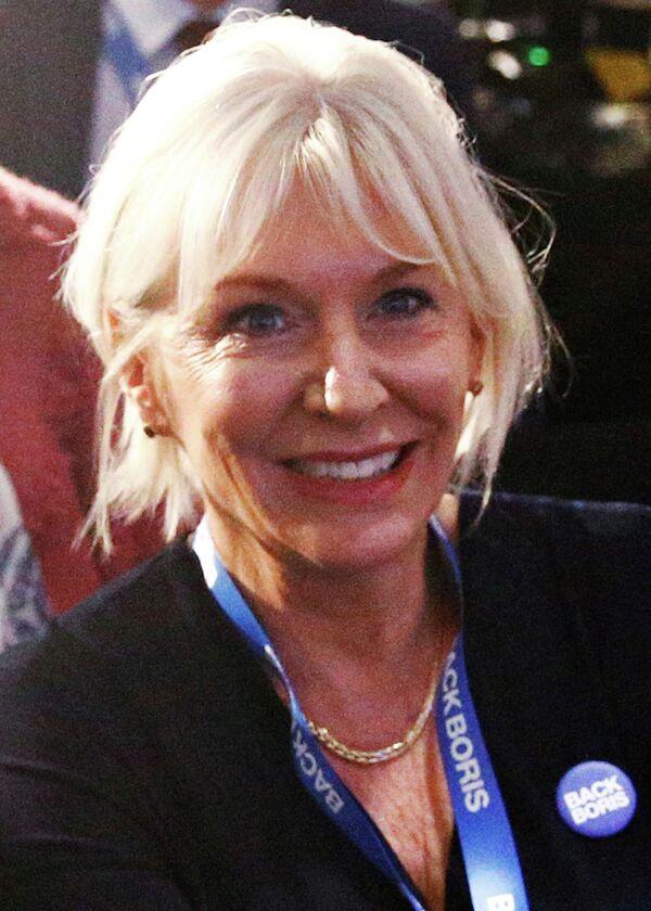 Член парламента от Консервативной партии Великобритании Надин Доррис