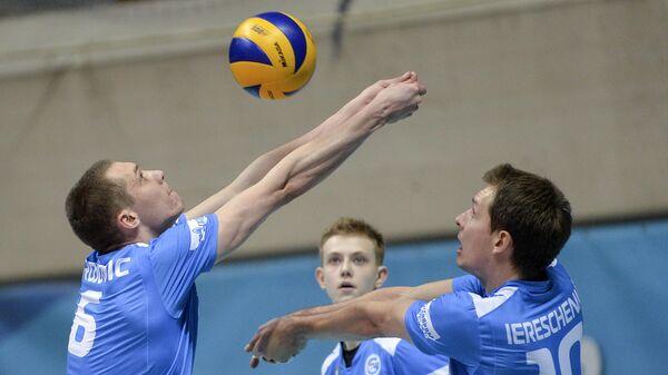 газпром югра волейбольный клуб мужчины