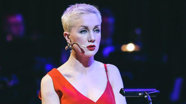 Выступление актрисы Дарьи Мороз